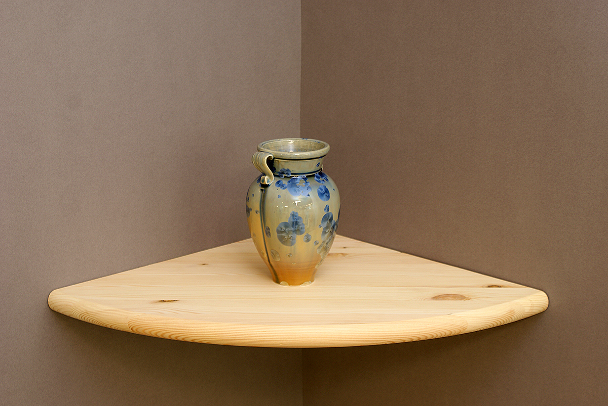 Corner Floating Shelf Mastershelf