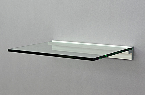 large glass shelf kit 900x300x10mm mastershelf rh mastershelf co uk floating glass shelves bathroom floating glass shelves ikea