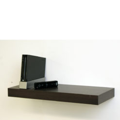 Mocca floating shelf kit