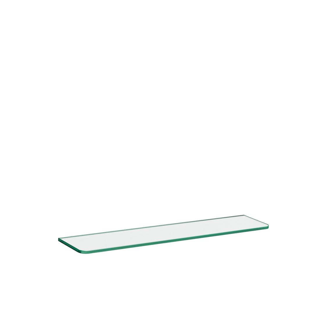 600x150x8mm Glass Shelf  Mastershelf