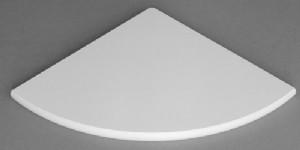 Tremendous Large Corner Floating Shelf 400X400X22Mm Interior Design Ideas Jittwwsoteloinfo