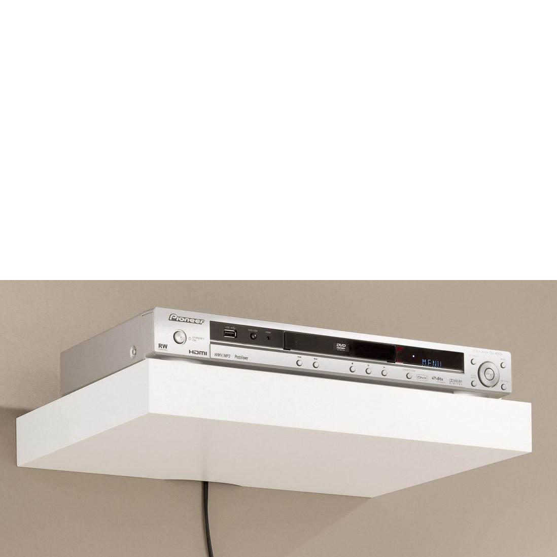 Media Floating Shelf 450x300x50mm