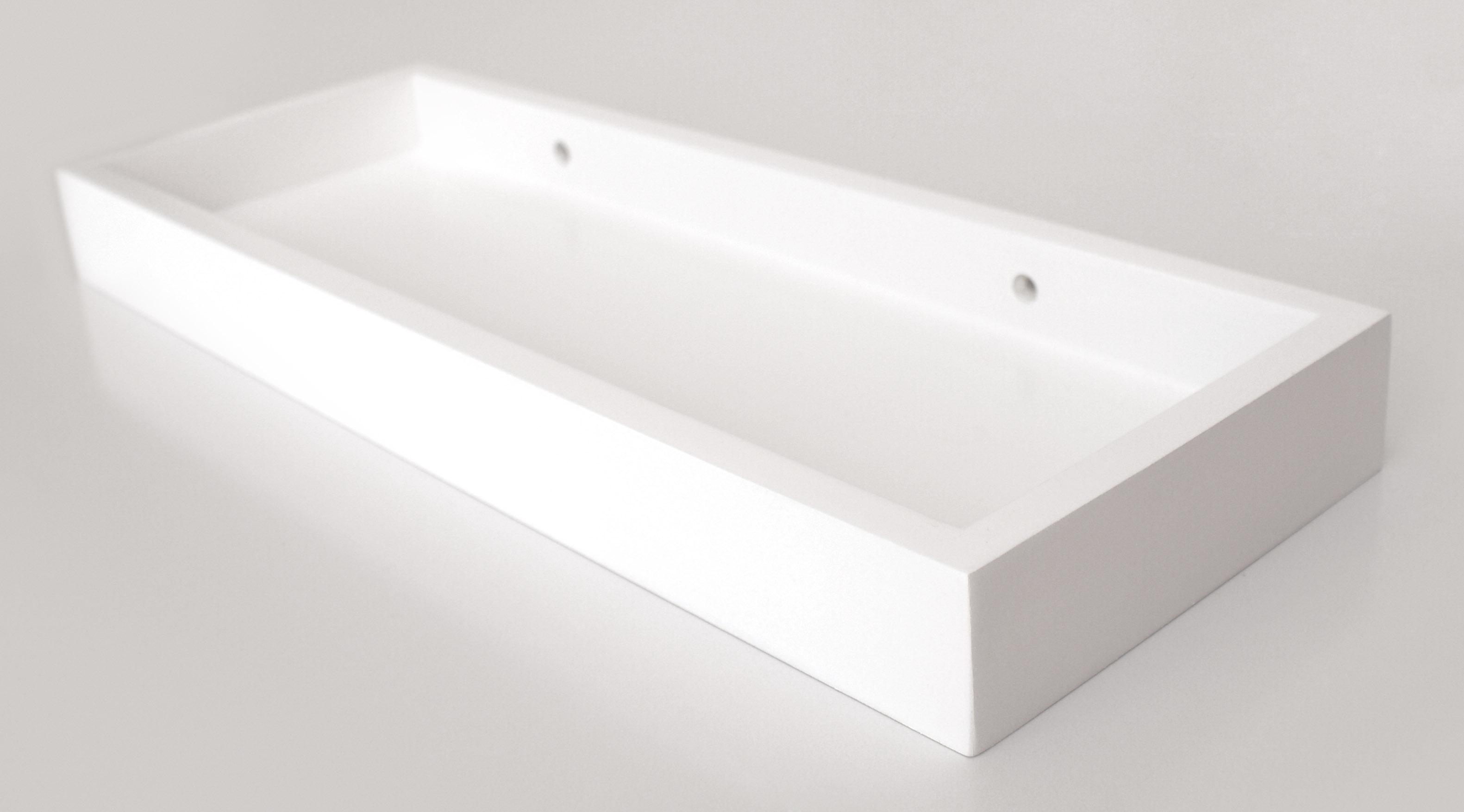 white floating multi shelf 400x150x40mm mastershelf. Black Bedroom Furniture Sets. Home Design Ideas