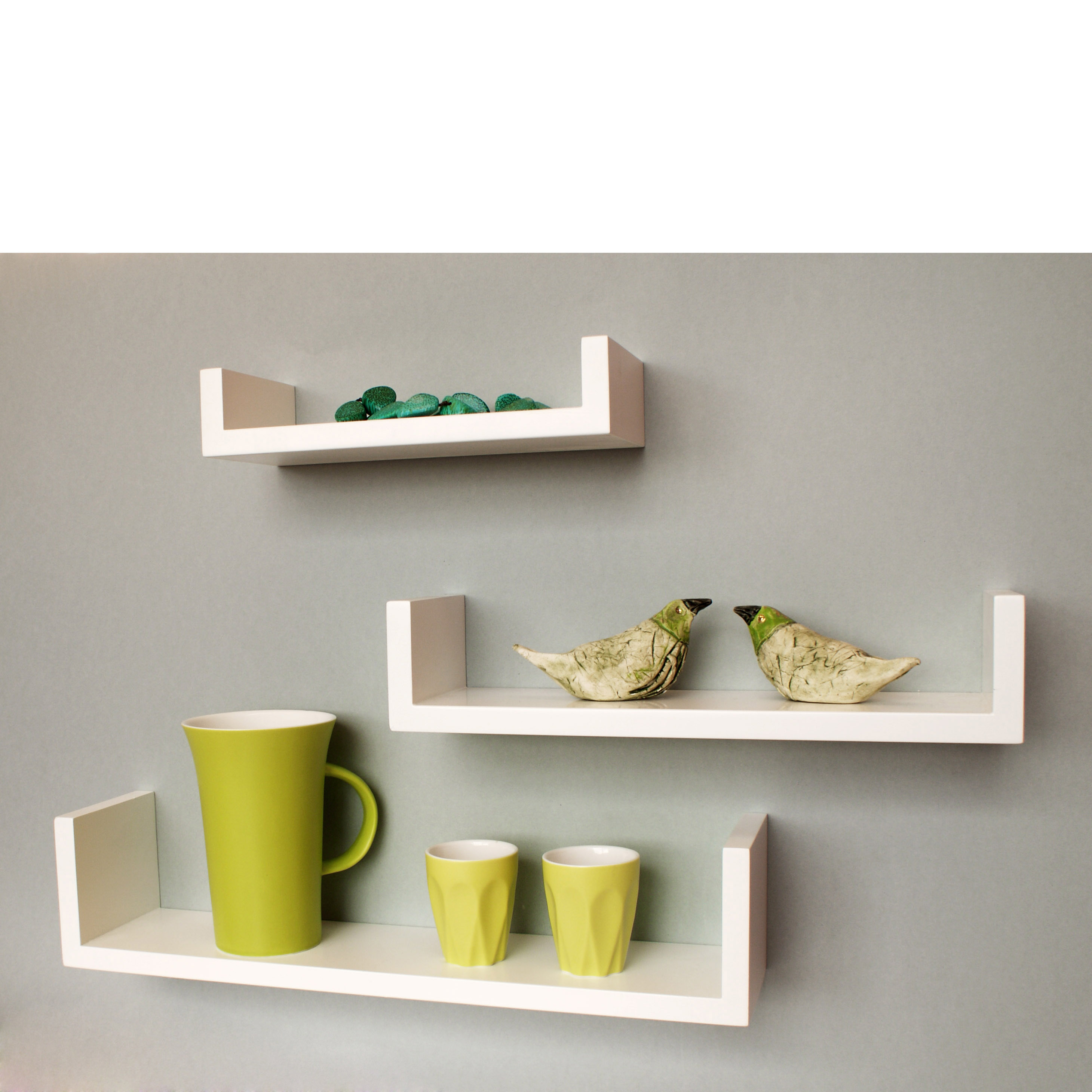 out of stock quality shelving kits: wall shelves uk x