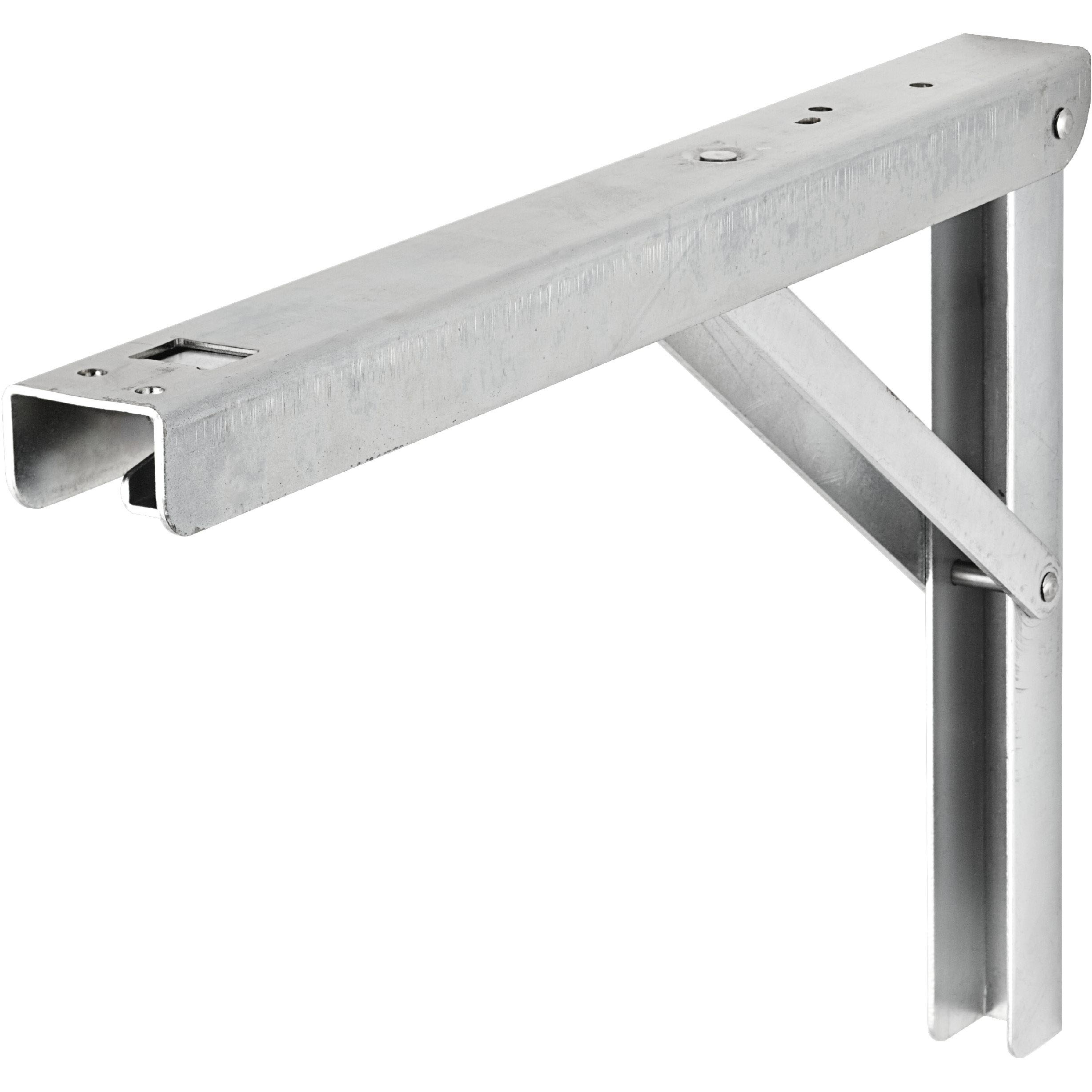 fold down bracket each 300x200mm mastershelf