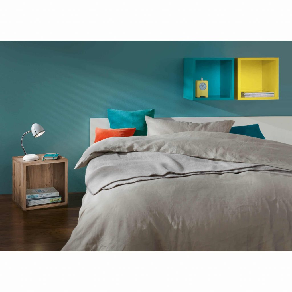 Clic Floor/Wall Cube Shelf