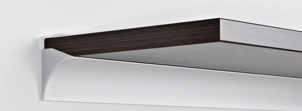 Metal rounded bracket