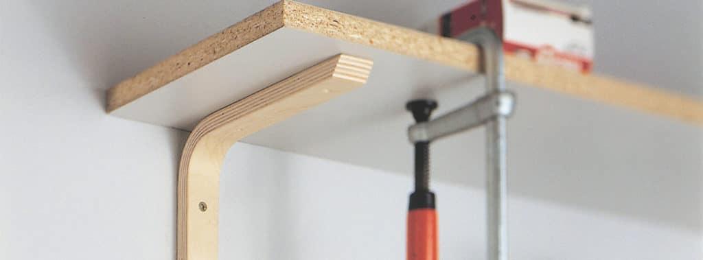 Thor wooden bracket