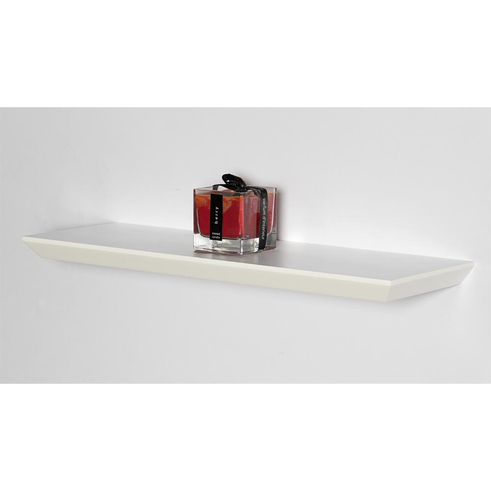 Beveled Edge Floating Shelf 450x200x32mm